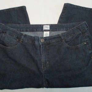 Closet Clear Out Final Just My Size Capri Jeans
